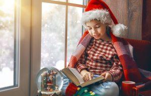 10 cărți cadou de Crăciun pentru copii până în 12 ani