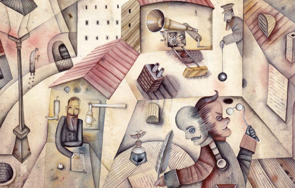 10 autori ruși pe care nu ai voie să-i ratezi