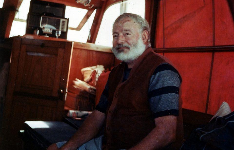 Ce cărți a recomandat Ernest Hemingway unui scriitor aspirant, în 1934